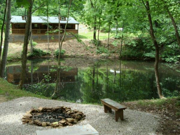 Hickory Grove Lake View