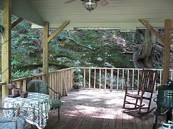 COTTAGE BY THE CAVE
