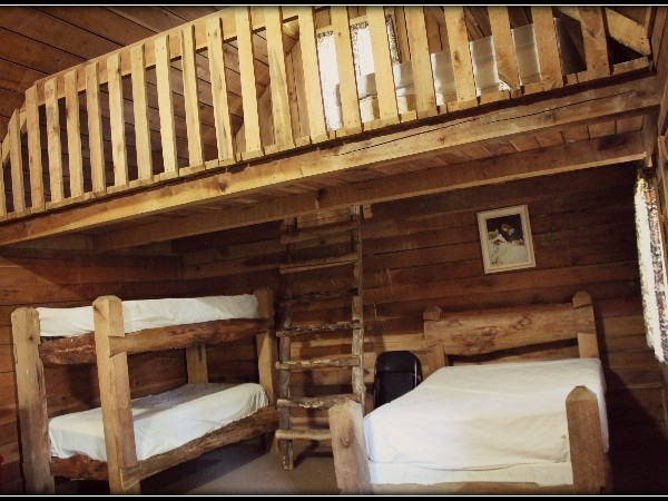 Rustic Cabin #1 Poplar