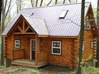 Lovers Loft Cabin