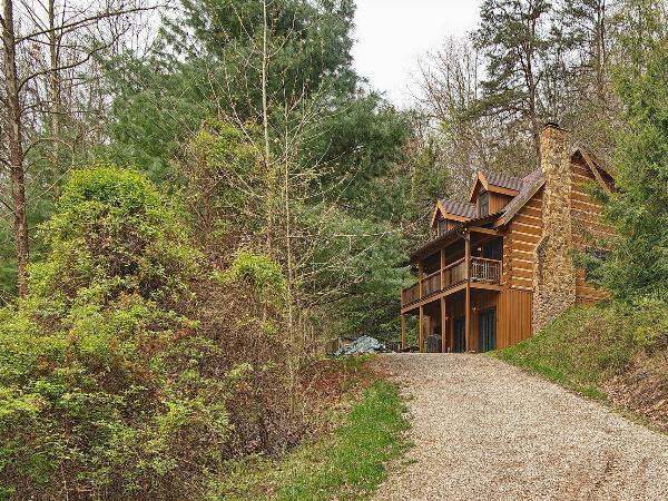 Hemlock Log Cabin