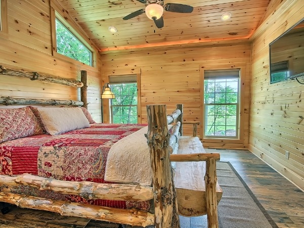 The Woodford Cabin