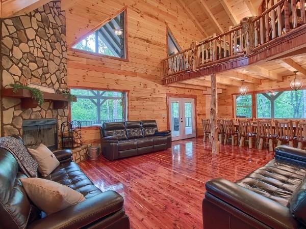 Rustic Cedar Inn