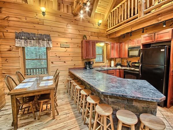 Double Pine Lodge