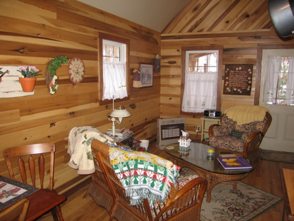 The Potting Shed cabin