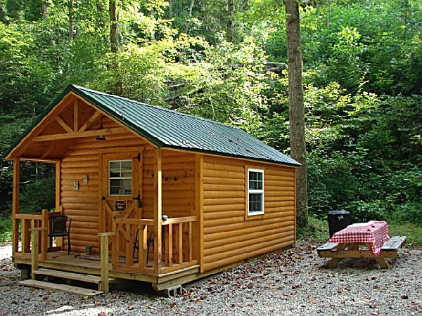 Echo Camping Cabin