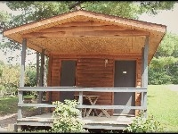 Sleep Cabin  2 Front