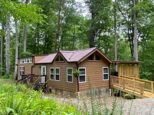 Foxglove Cedar Cottage