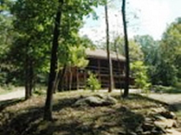 The Stone Settler Cabin