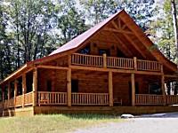 Whispering Oaks Cabin