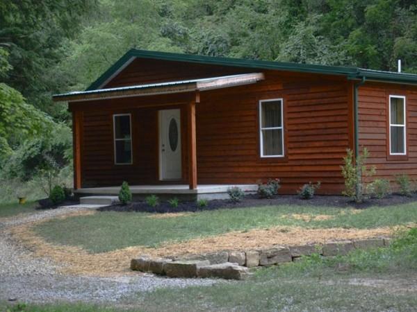 Scott's Creek Cabin