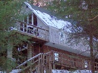 Treehouse at the Falls