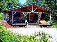 Heart of the Country cabin