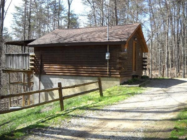 Red Deer Cabin