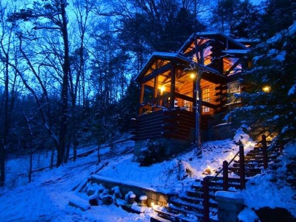 Big Pine Tree House
