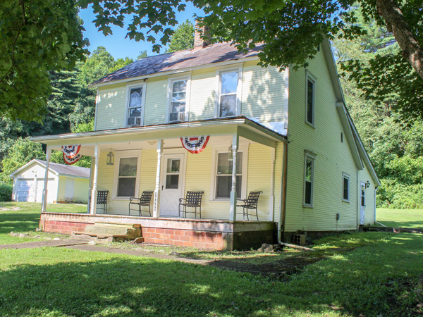 Laurel Run Cottage