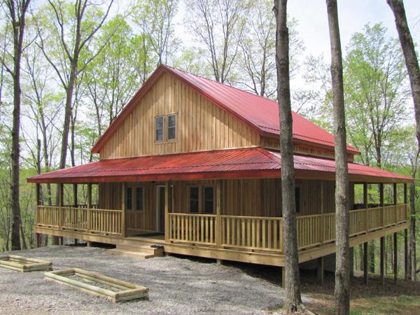 Oak Leaf Cabin