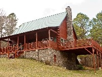 Whiskey Bend Cabin